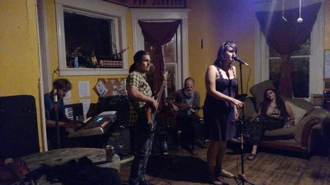 FNB benefit house show