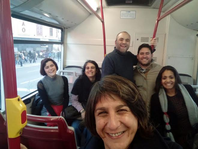LI In a Madrid Bus