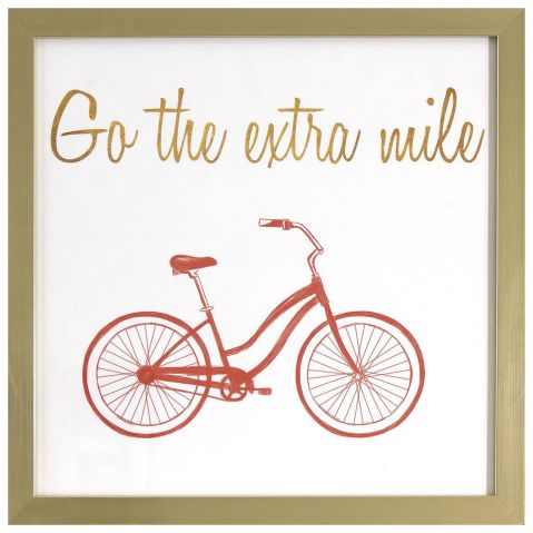 bike go the extra mile