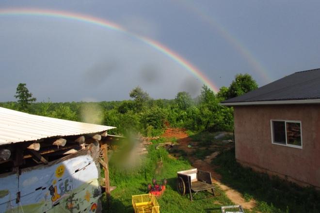 rainbows at LEF