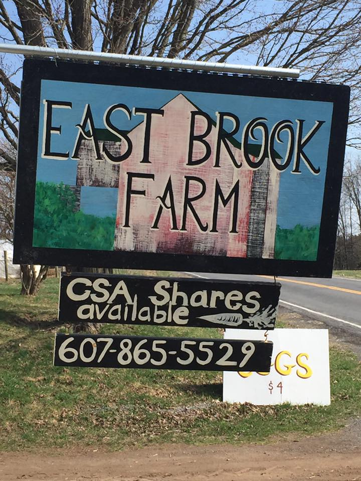 EastBrook Sign