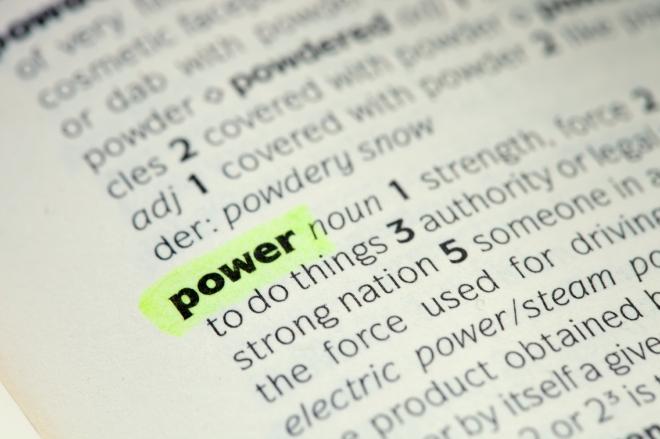 Power definition