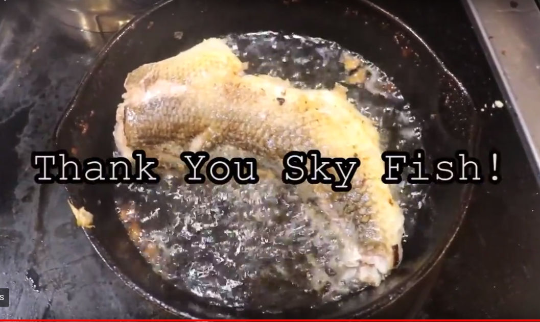 EBCF Sky Fish Fry